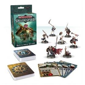 Warhammer Underworlds: Sepulchral Guard (ENG)