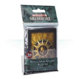 Warhammer Underworlds: Sepulchral Guard Sleeves