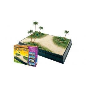 Woodland WSP4112 Desert Oasis Diorama Kit