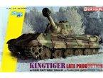 Dragon 6900 1/35 Kingtiger sPzAbt.506
