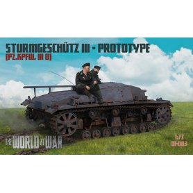 IBG The World At War No003 Stug III serie 0
