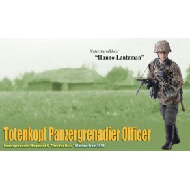 Dragon 70818 1/6 Panzergrenadier Officer