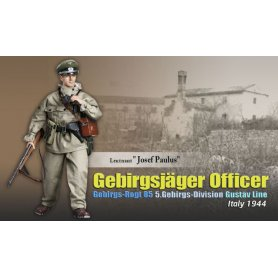 Dragon 70854 1/6 Gebirsjager Officer