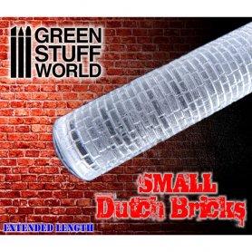 Green Stuff World ROLLING PIN / wałek do podstawek SMALL DUTCH BRICKS