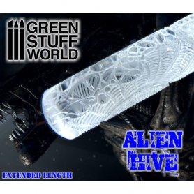 Alien Hive Rolling pin