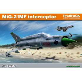 Eduard 1:72 MiG-21MF Interceptor ProfiPACK