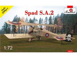 Amodel 7260-1 Spad 2