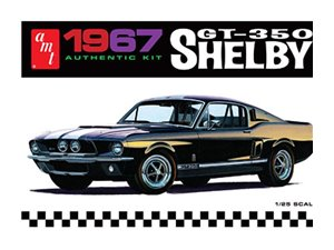 AMT 1:25 Shelby GT-350 1967