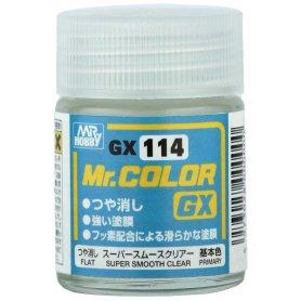 Mr.Color GX-114 Super Smooth Clear MATT / 18ml