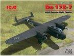ICM 72307 Do 17Z-7 night Fighter