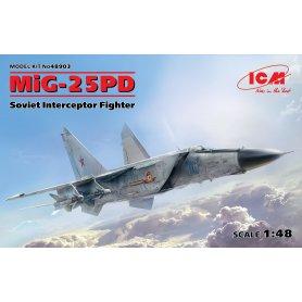 ICM 1:48 MiG-25 PD