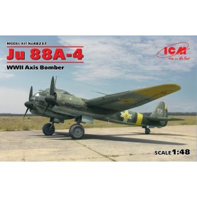 ICM 1:48 Junkers Ju-88 A-4 AXIS BOMBER
