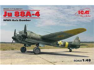 ICM 48237 Ju-88A-4 Axis