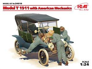 ICM 24010 Model T 1911 Touring