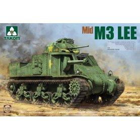 Takom 2089 US Medium Tank M3 Lee Mid