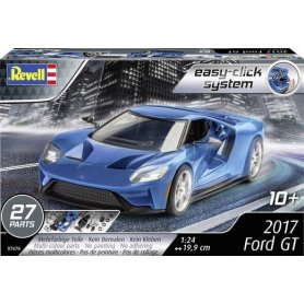 Revell 67678 Model Set - 2017 Ford GT