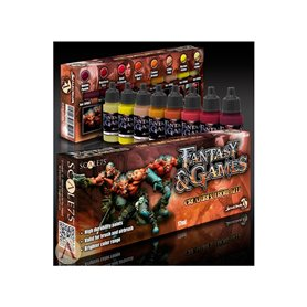 Scale 75 Zestaw farb CREATURES FROM HELL