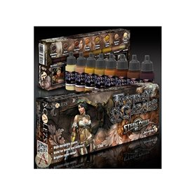 Scale 75 Zestaw farb STEAM AND PUNK