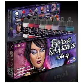 Scale 75 Zestaw farb Makeup