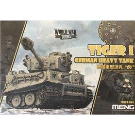 Meng WWT-001 German Heavy Tank Tiger I