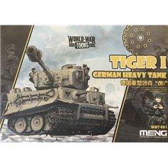 Meng WORLD WAR TOONS Pz.Kpfw.VI Tiger