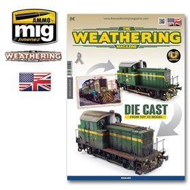 The Weathering Magazine 23- DieCast ISSN 2340-289X