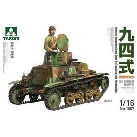 Takom 1007 IJA Type 94 Tankette Late