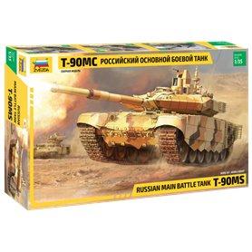 Zvezda 1:35 T-90MS MBT