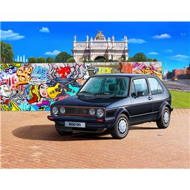 Revell 1:24 Volkswagen Golf - 35TH ANNIVERSARY - w/paints