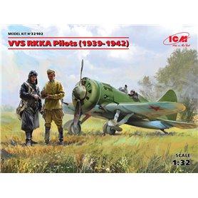 Icm 32102 RKKA Pilots