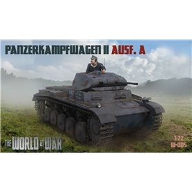 IBG The World At War No005 Pz. II A