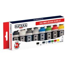 Hataka RED-LINE AS100 Zestaw kolorow podstawowych