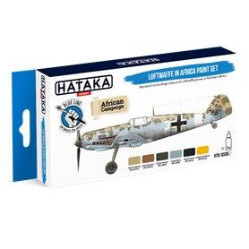 Hataka BS06.2 Luftwaffe in Africa paint set