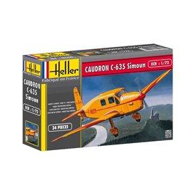 Heller 56208 Starter Set - Caudron C-635 Simoun