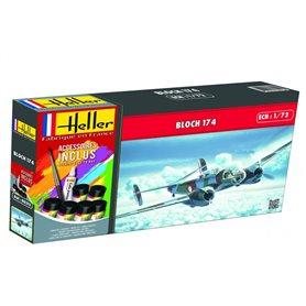Heller 56312 Starter Set - Bloch 174 A3 1:72