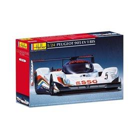 Heller 56718 Starter Set - Peugeot 905 EV 1 BIS