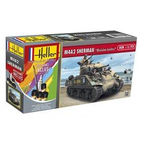 Heller 56894 Starter Set - M4 Sherman Division