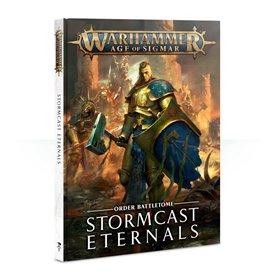 Battletome: Stormcast Eternals (HB) Eng