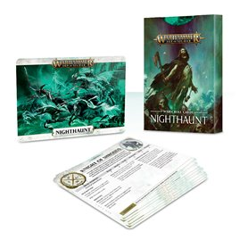Warscroll Cards: Nighthaunt