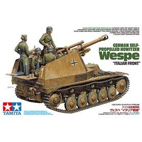Tamiya 35358 1/35 Howitzer- Wespe Italian Front