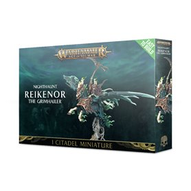 Easy to build Nighthaunt Reikenor The Grimhailer