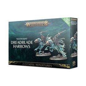 Easy to build Nighthaunt Dreadblade Harrows