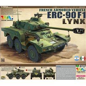 Tiger Model TG-4632 French Armored ERC-90F1 Lynx