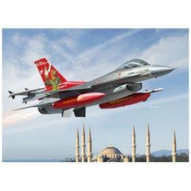 Kinetic 48069 Turkish Air Force F-16C Tiger Meet
