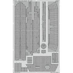 Eduard 1:35 Zimmerit do Pz.Kpfw.V Panther Ausf.A / późna wersja dla Takom