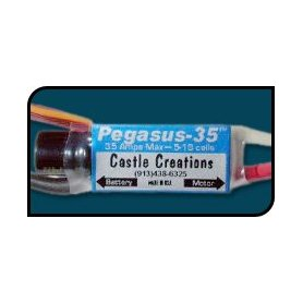 Regulator Castle Creations Pegasus-35P