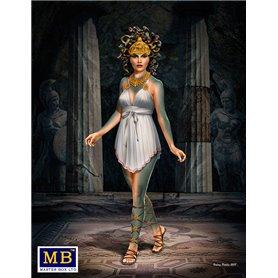 MB 1:24 ANCIENT GREEK MYTHS SERIES Medusa