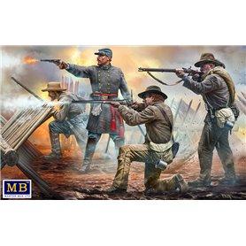 MB 1:24 DO OR DIE! 18TH NORTH CAROLINA INFANTRY REGIMENT / 02.05.1863