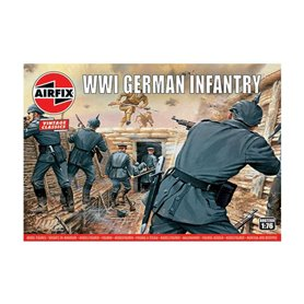 Airfix 00726V Vintage Classics WWII German Inf.