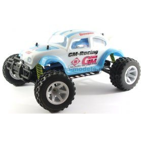 GM RACING BAJA ELEKTRO-TRUGGY 4WD 1//10